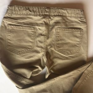 Shaun White Bottoms - Shaun White Khaki Skinny Jeans - Sz. 16